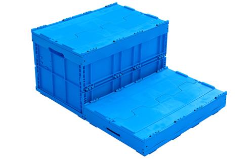 塑料折叠运转箱