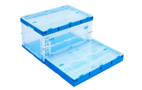折叠运作箱T型